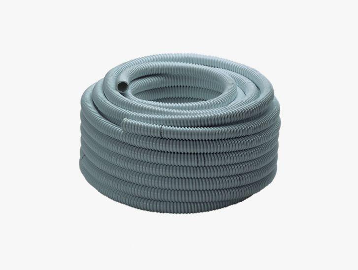 TUBO SPIRALATO IN PVC